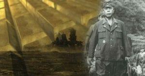 Afbeelding ter illustratie bij het verhaal van Luitenant Yamashita die een grote gouden schat verstopt tijdens de tweede wereldoorlog